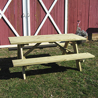 Picnic Table 002